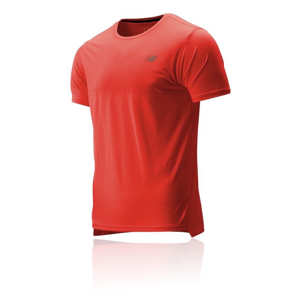 tee shirt homme running new balance