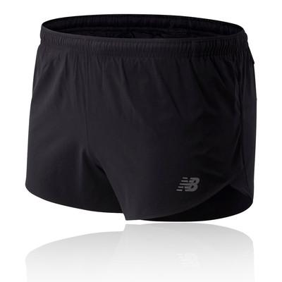 New Balance London Impact Run 3 pulgada Split pantalones cortos - SS20