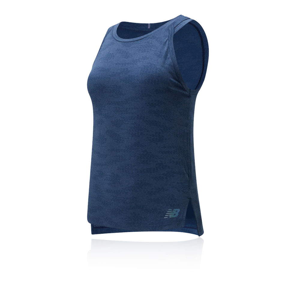 New Balance Q Speed Jacquard Women's Vest - SS20