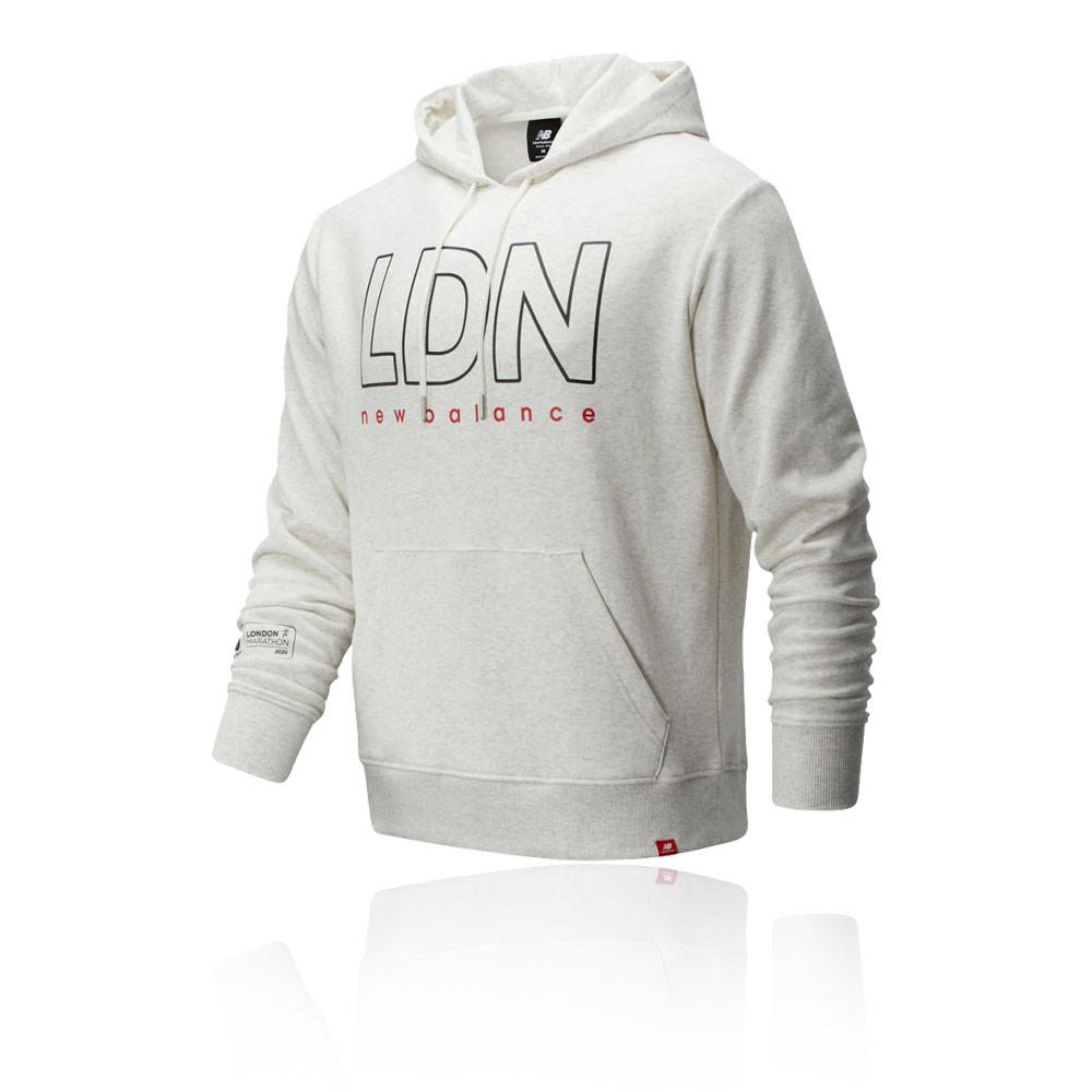 New Balance London Essentials Icon Hoodie - SS20