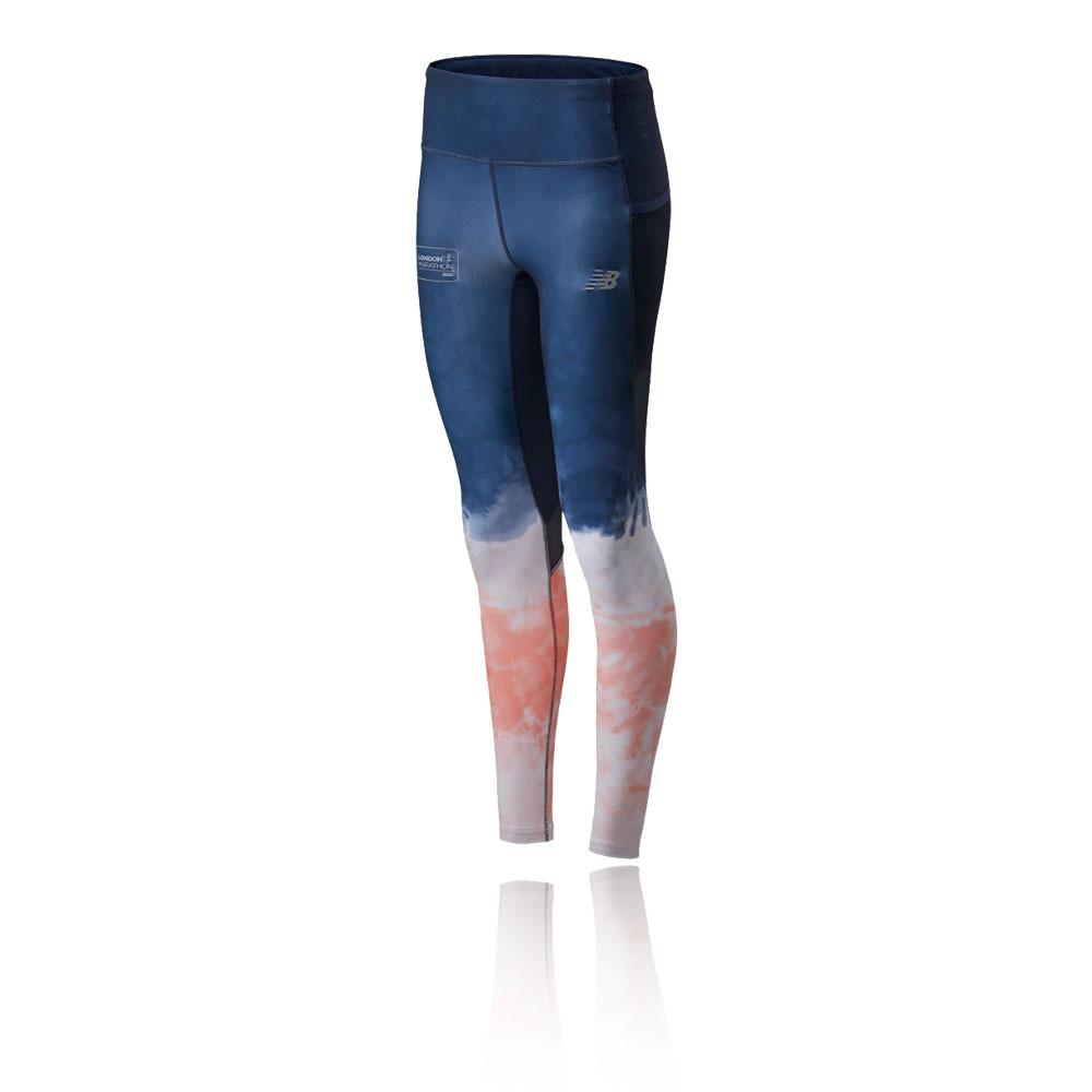 New Balance London Premium Printed Impact Run Women's Tights - SS20