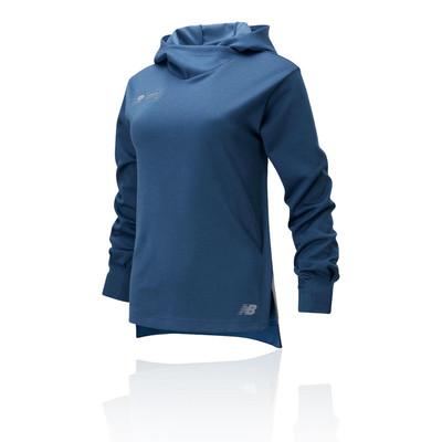 New Balance London Q Speed Run Crew Women's Sweatshirt - SS20