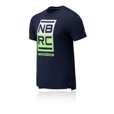 New Balance Printed Impact Run T-Shirt - AW20