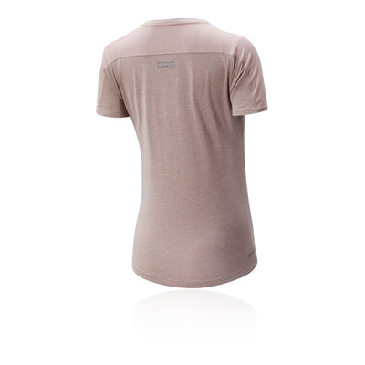 New Balance Impact Run Damen T-Shirt - AW20