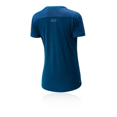New Balance Printed Impact Run Damen T-Shirt - AW20