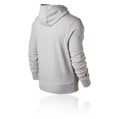 New Balance Acceptance Essentials Stacked Logo Pull Over Hoodie - AW20