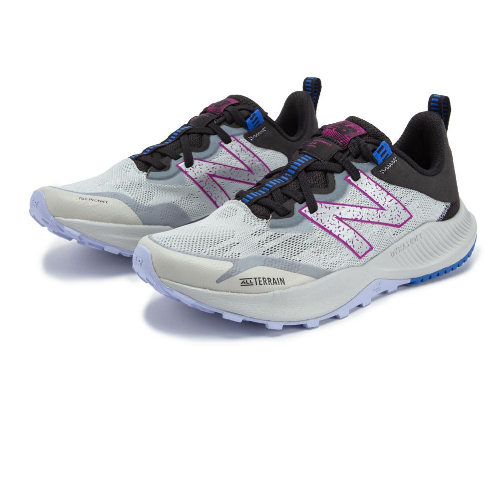 New Balance Nitrel v4 para mujer trail zapatillas de running