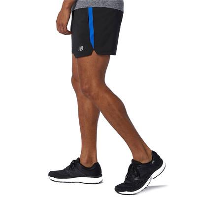 New Balance Accelerate 5 Inch Split Running Shorts
