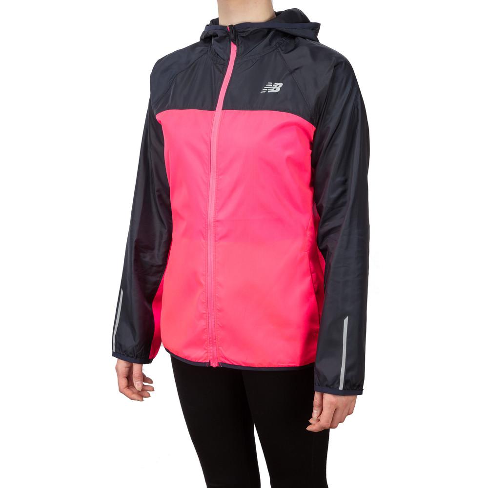 filósofo crecimiento Igualmente  New Balance Windcheater 2.0 Hooded Women's Running Jacket | SportsShoes.com