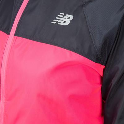 New Balance Windcheater 2.0 Hooded per donna giacca da corsa