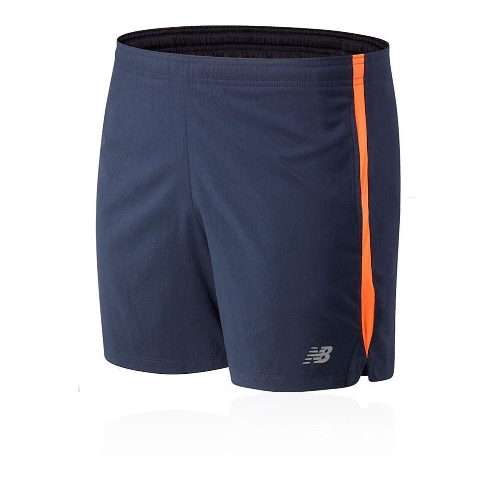 New Balance Accelerate 5 Inch Split Running Shorts - AW20