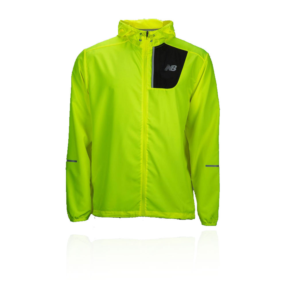 New Balance Core laufjacke