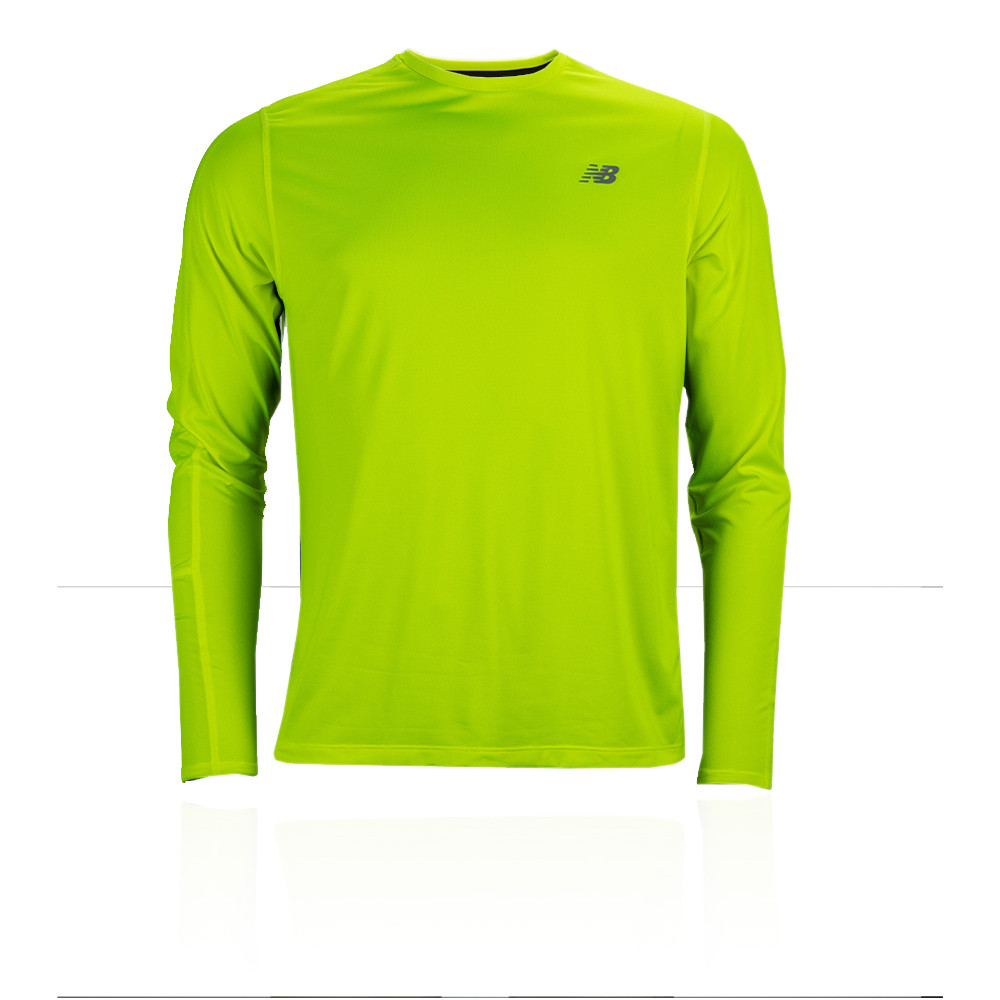 New Balance Accelerate Long Sleeve Top