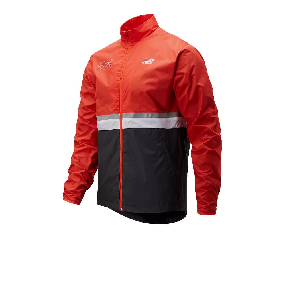 New Balance London Edition Marathon Running Jacket - AW21
