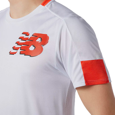 New Balance Fast Flight maglietta con stampa-SS21