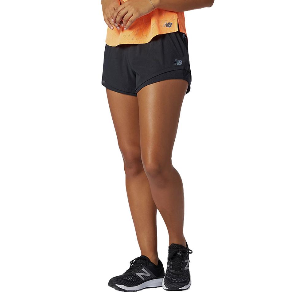 New Balance London Q Speed Women's Shorts - AW21