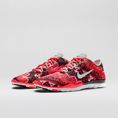 spain nike free 5.0 tr fit 4 nordic print red 83251 0bbb0