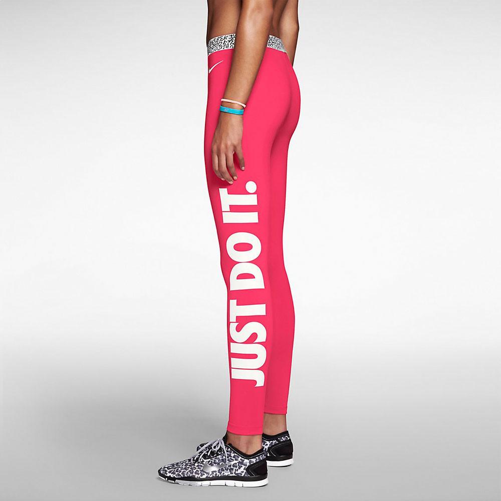 Nike Pro Warm Collant Noir Femme