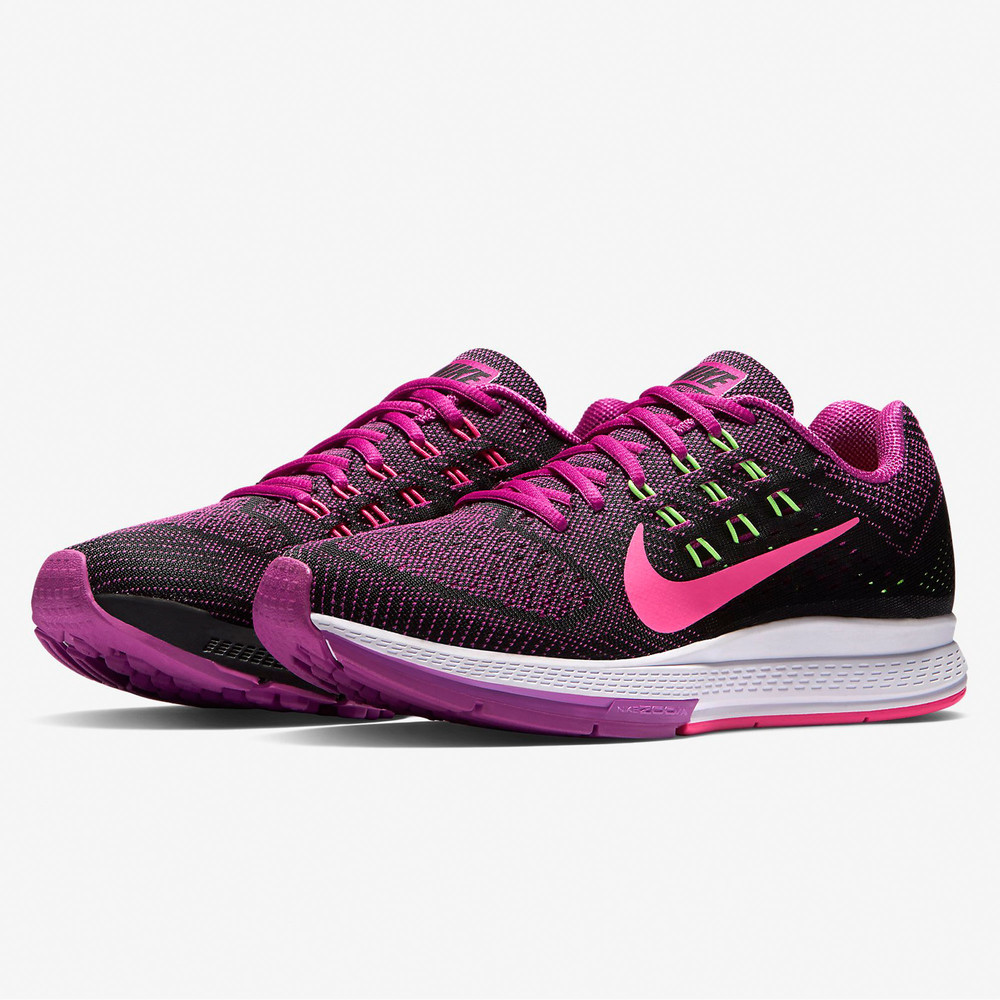 nike zoom structure 18 women 39 s running shoes 50 off. Black Bedroom Furniture Sets. Home Design Ideas