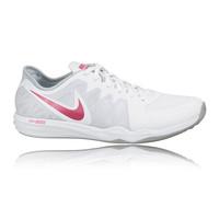 Nike Free Tr6 Baskets Blanc Blanc