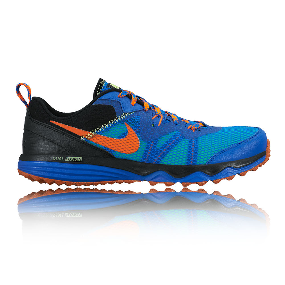 Nike Dual Fusion Trail Running Shoes Fa