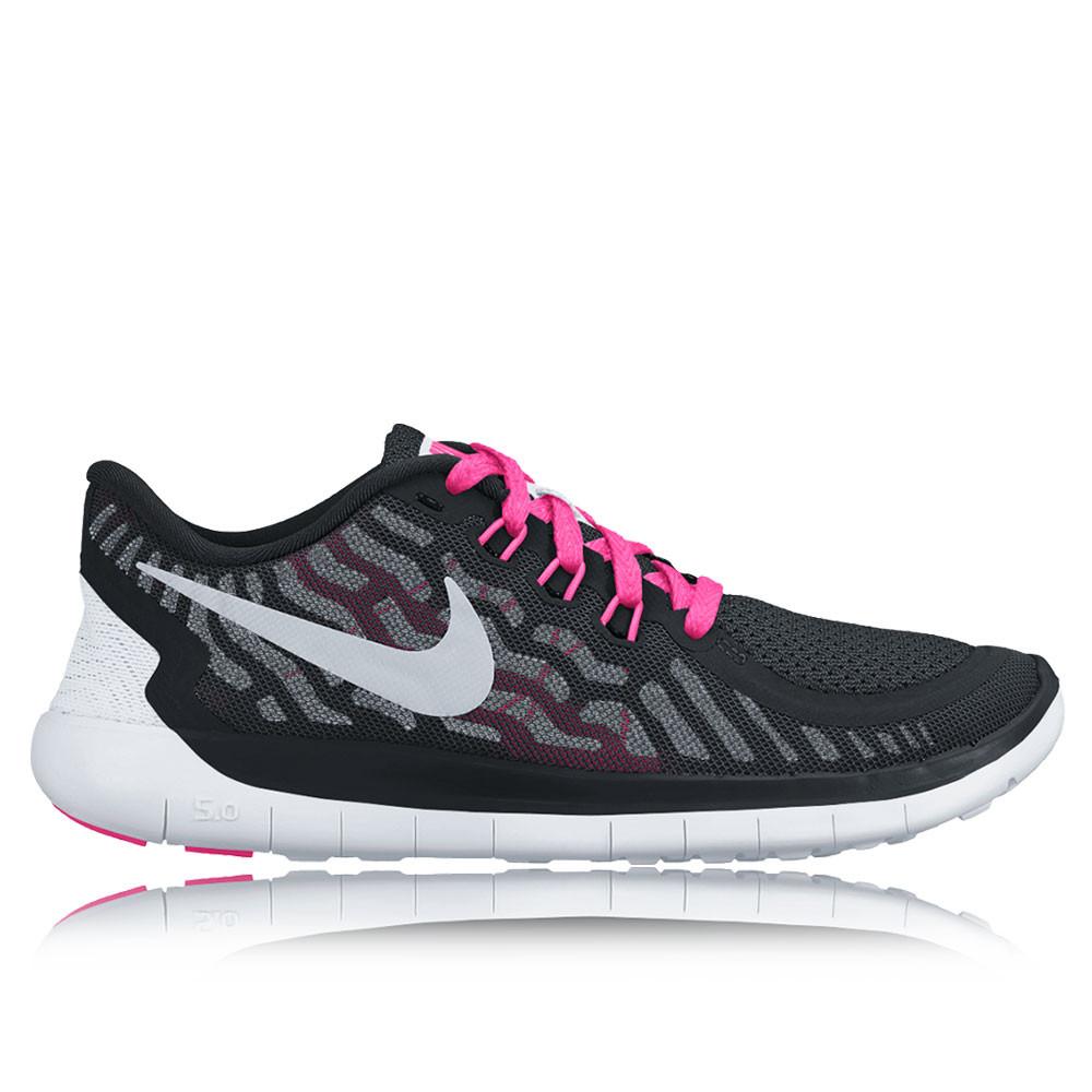 Nike Free 5.0 (gs) Chaussures De Course Juniors - Fa15