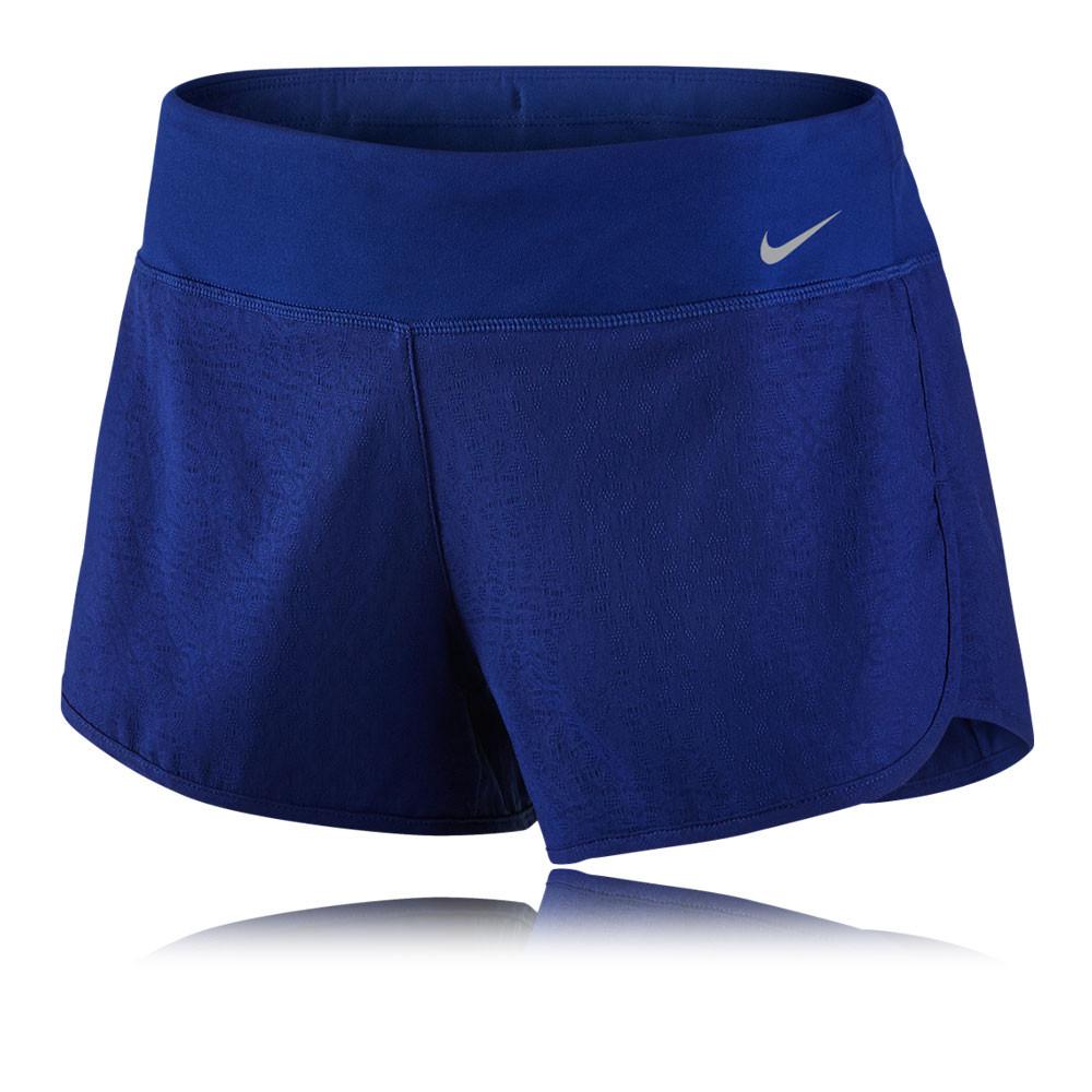 Nike 3 rival jacquard 2 in 1 women 39 s running shorts for Women s fishing shorts