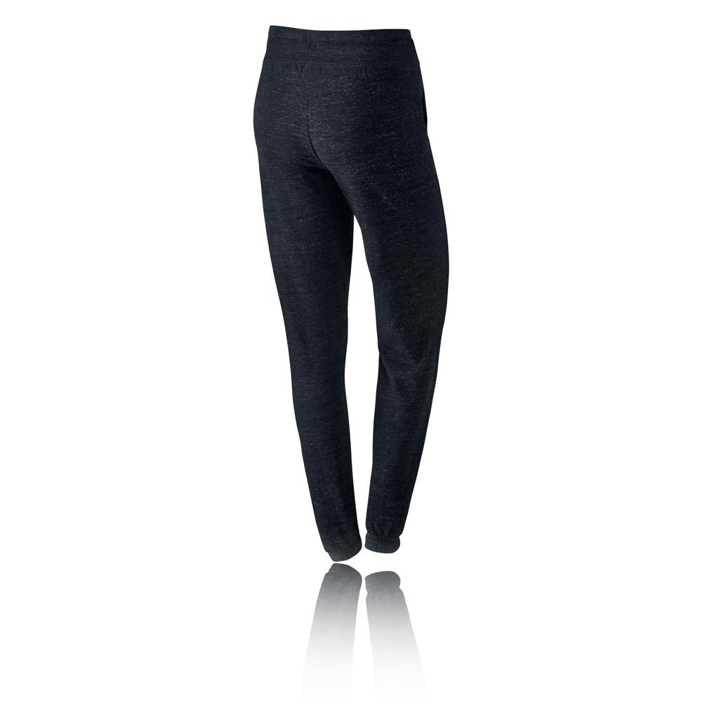 Original Nike Womens Gym Vintage Pants BlackSail  Sneaker Doctor