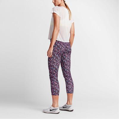 Nike Women's Pronto Essential Crop Running Tights - SU16