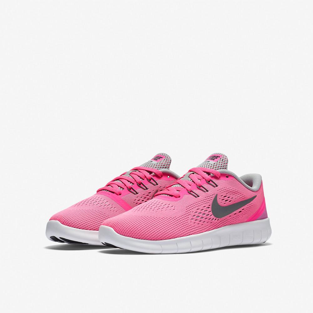 size 40 c4639 6abc6 Nike Free Run (GS) Junior Running Shoes - SU16 . ...