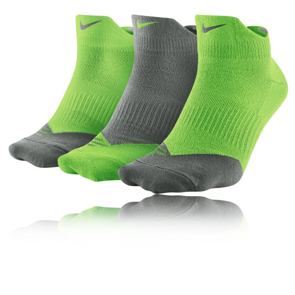 nike dri fit lightweight running socks 3 pack su16. Black Bedroom Furniture Sets. Home Design Ideas