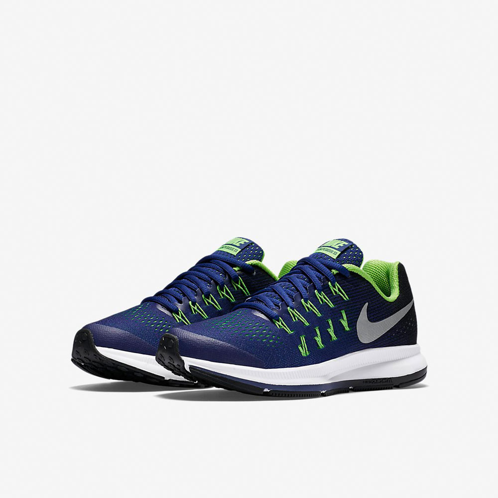 6014f31d8d3e ... Nike Zoom Pegasus 33 (GS) Junior Running Shoes - SU16. Hover to zoom ...