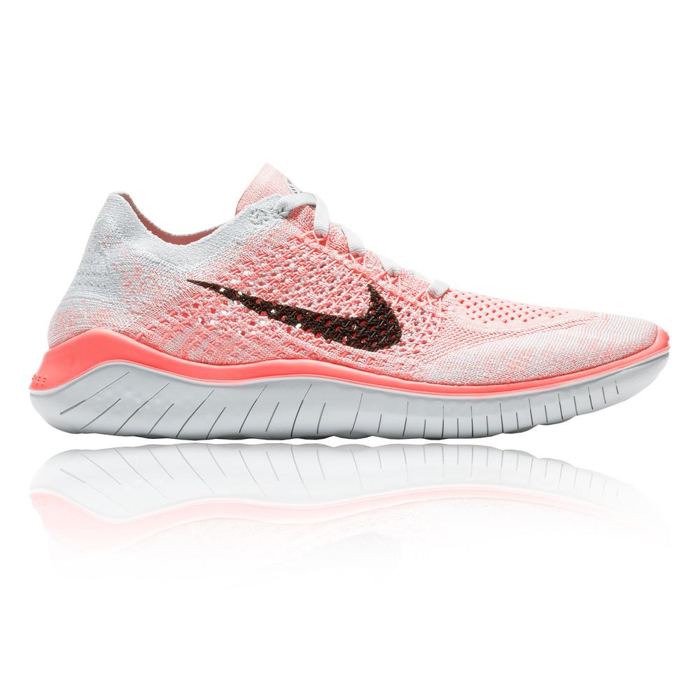 447ca90167dfb Nike Free RN Flyknit 2018 Women s Running Shoes - SU18 - 45% Off ...