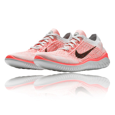 Nike Free RN Flyknit 2018 para mujer zapatillas de running - SU18