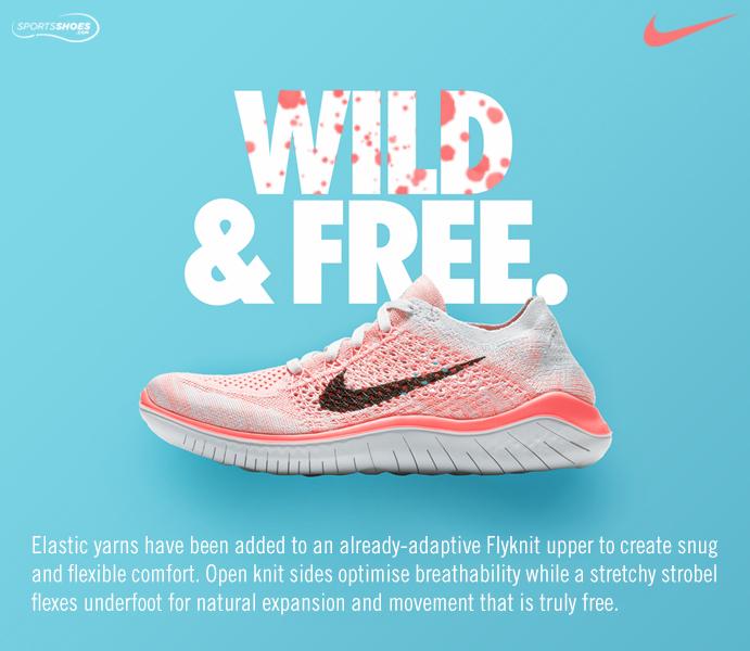 Nike Free RN Flyknit 2018 Running Shoes - SU18