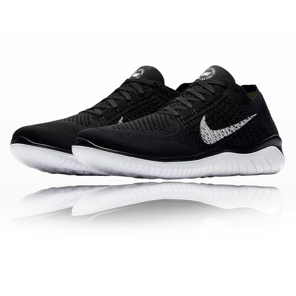 official photos d1bd7 003cb Nike Free RN Flyknit 2018 Women's Running Shoes - HO18