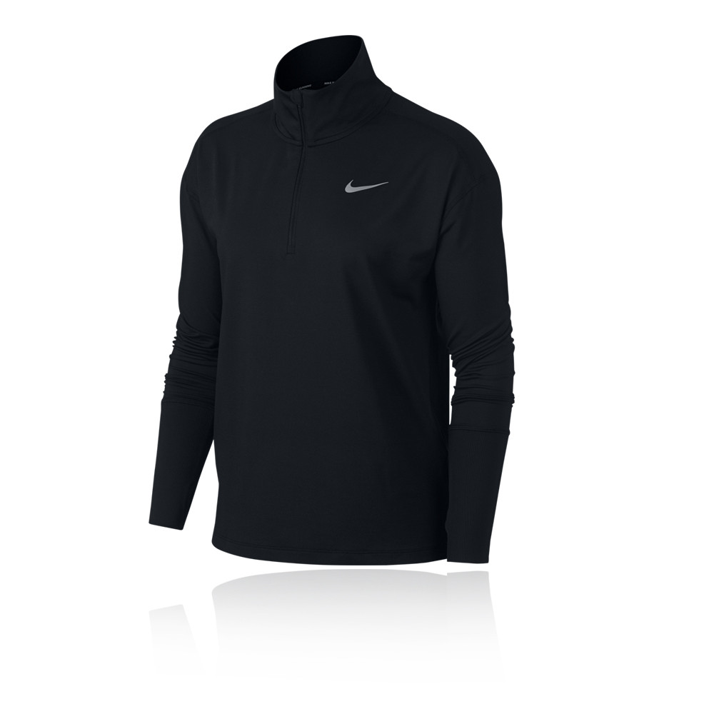 Nike Element Women's 1/2-Zip Running Top - HO19