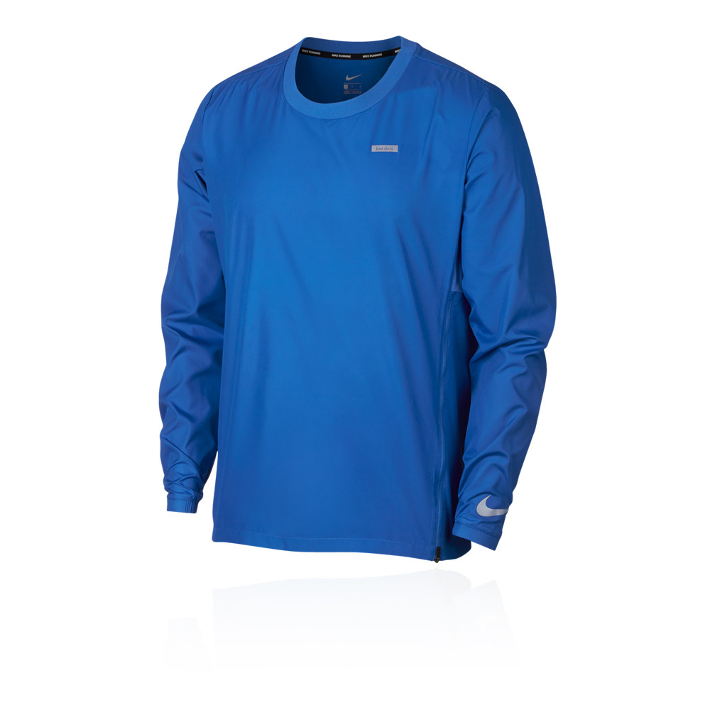44822714 Nike Essential Crew Graphic Running Jacket - FA18. RRP £54.95£27.45 - RRP  £54.95