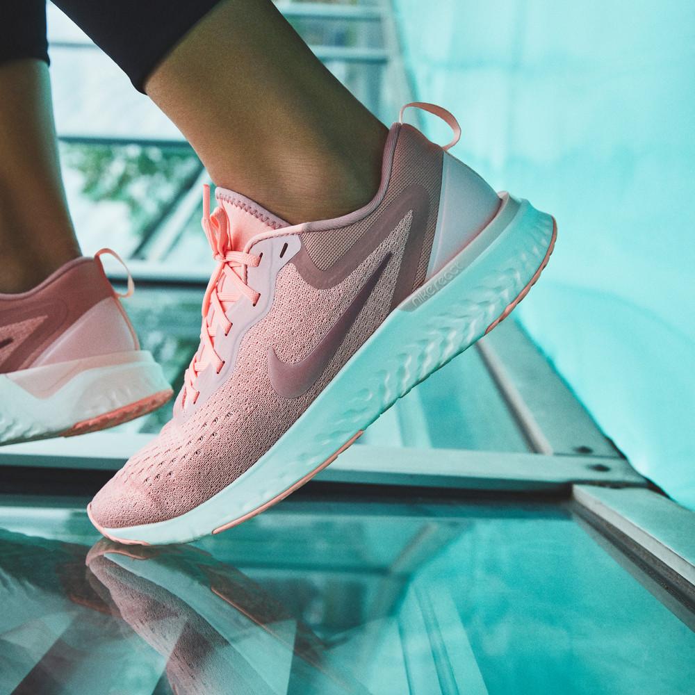 Nike Epic React Flyknit Women s Running Shoes - FA18 - 40% Off ... 20eadd2aa4bb