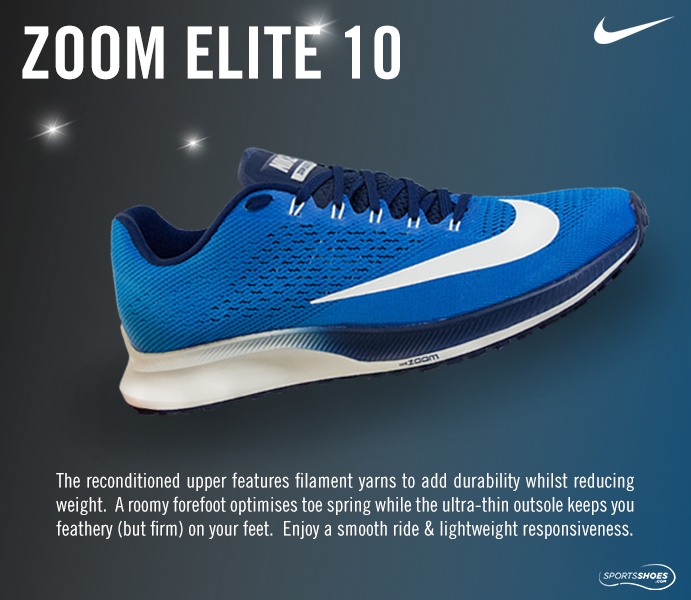 nike air zoom elite 10 women s running shoes fa18 30 off