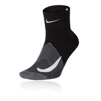 Nike Elite Lightweight Quarter Running Socks - HO18