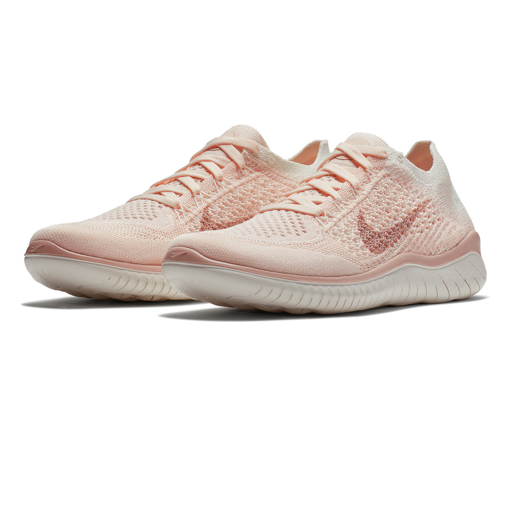 low priced e9144 f856e Nike Free RN Flyknit 2018 Women's Running Shoes - FA18