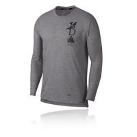 Nike Rise 365 Long-Sleeve Running Top - FA18