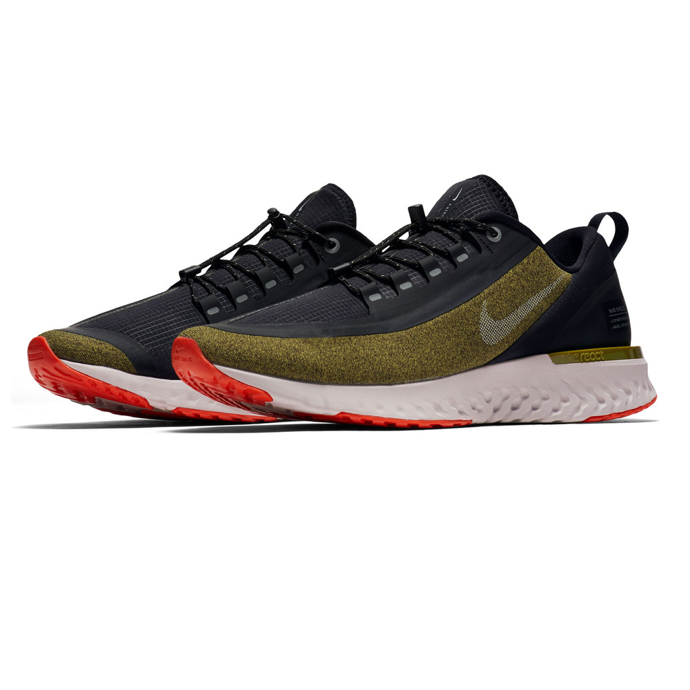 36a6b5414968 Nike Odyssey React Shield Running Shoes - HO18 - 40% Off ...