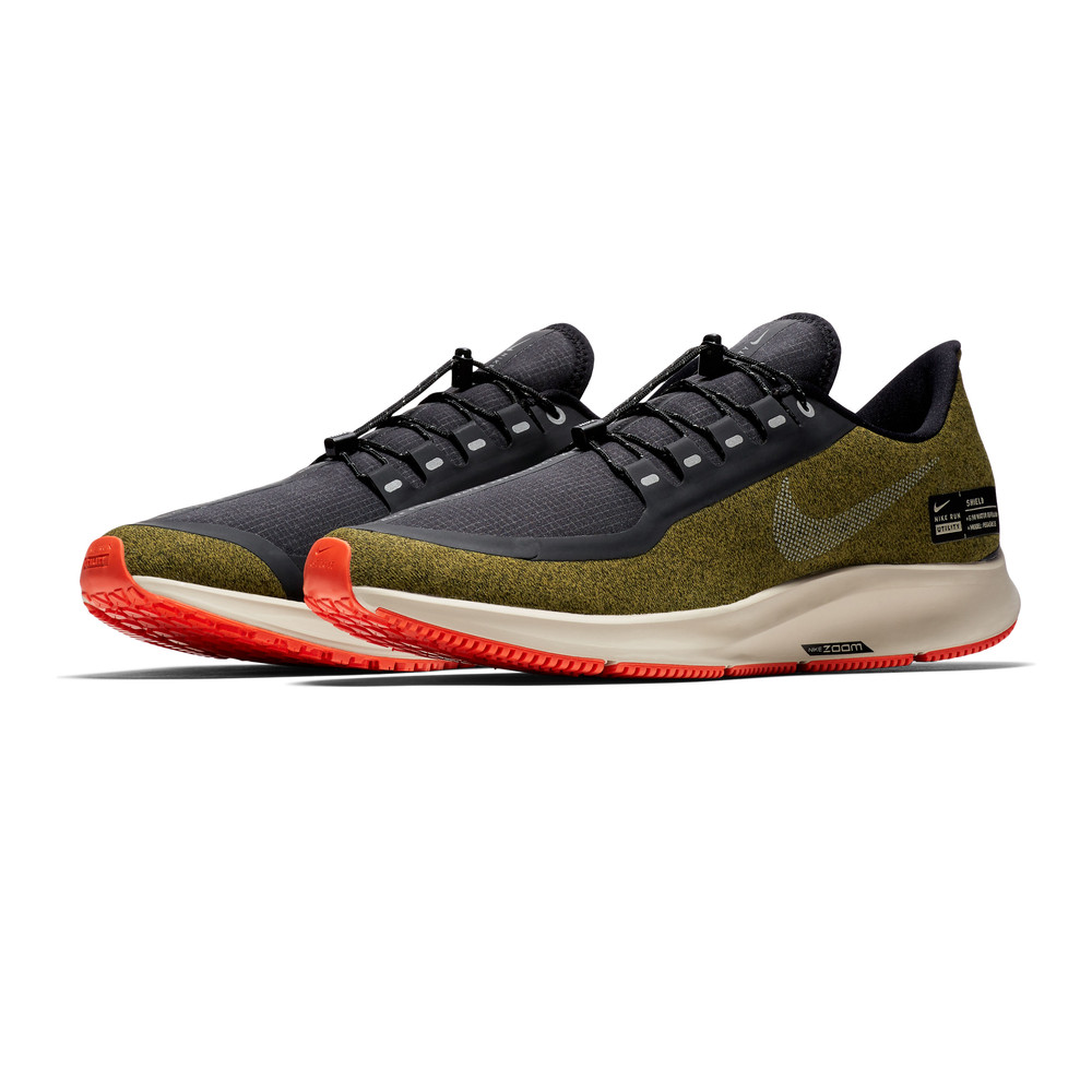 305cd08c89f Nike Air Zoom Pegasus 35 Shield Running Shoes - HO18 - 50% Off ...