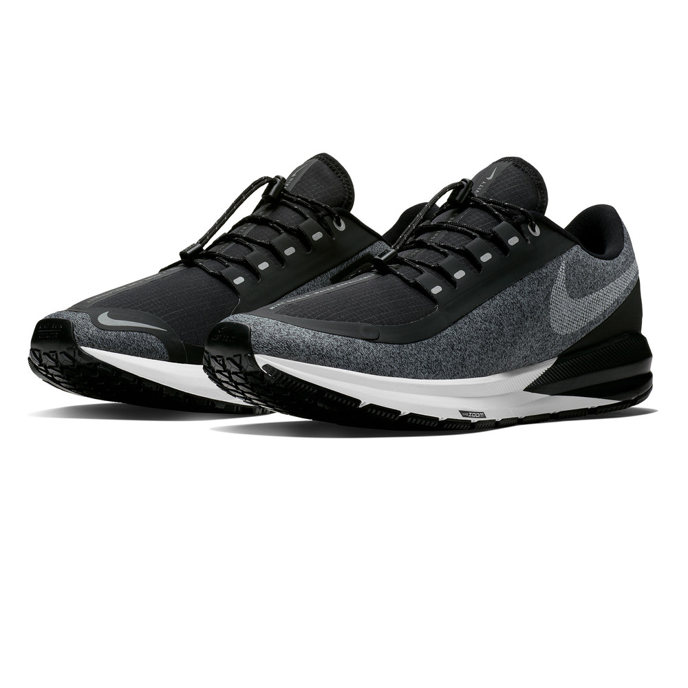 c77434c66dbd Nike Air Zoom Structure 22 Shield Running Shoes - HO18 - 40% Off ...