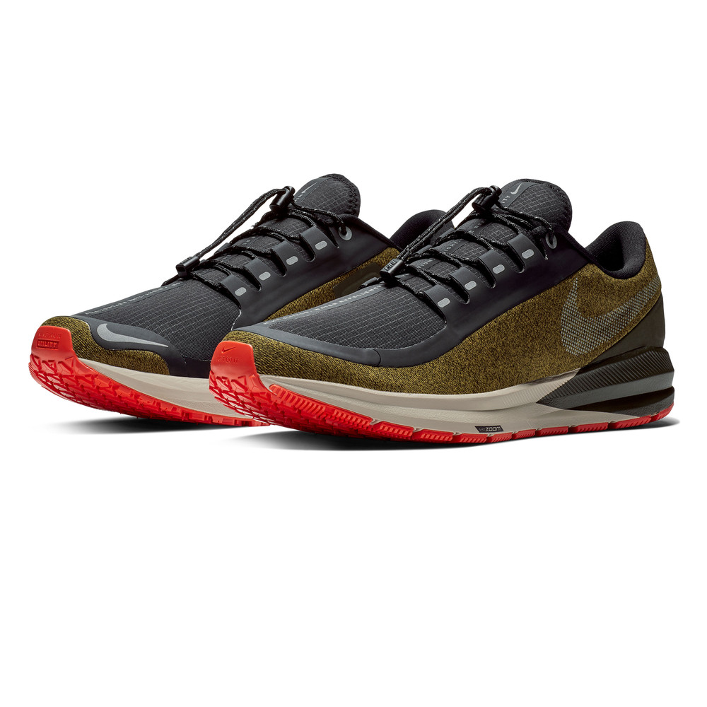 Nike Air Zoom Structure 22 Shield Running Shoes - HO18 - 30% Off  f00a4ad5d