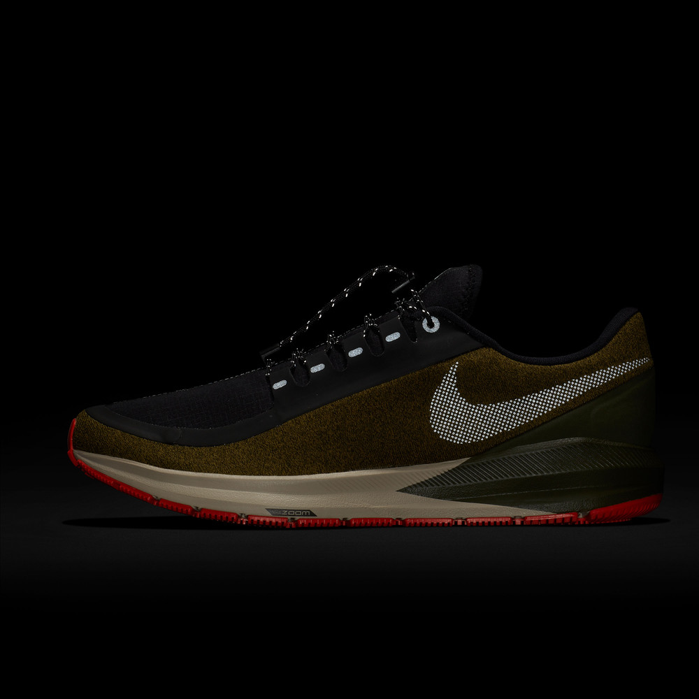 0613207e1551b Nike Air Zoom Structure 22 Shield Running Shoes - HO18 - 40% Off ...