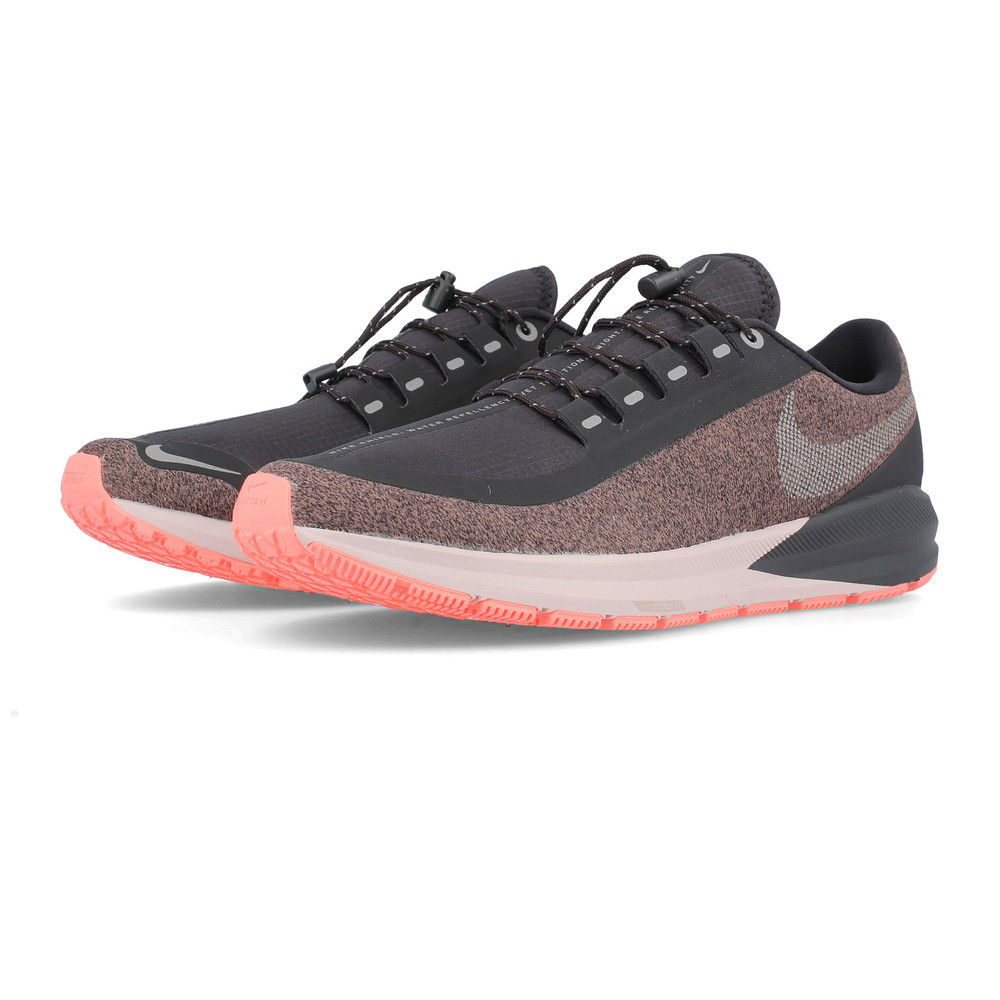 quality design e137b ed367 Nike Air Zoom Structure 22 Shield Women's Running Shoes - HO18