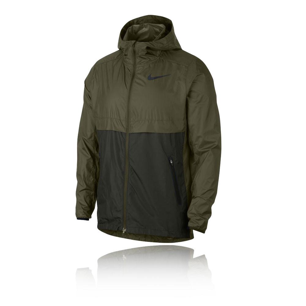 Nike Shield Hooded Jacket - HO18